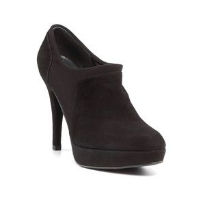 STUART WEITZMAN 'HOLDME' Suede Ankle Boot